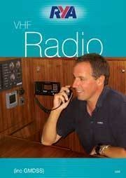 VHF Radio including GMDSS
